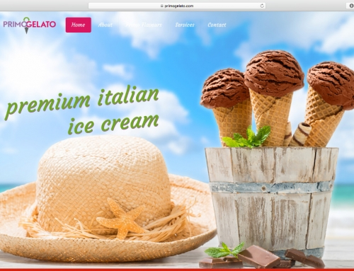 Primo Gelato Ice Cream Manufacturing