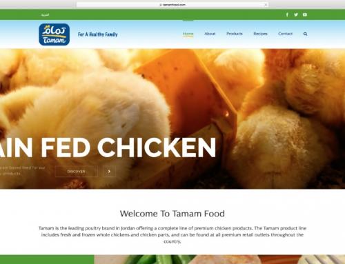 International Poultry, Ltd. – Tamam Food